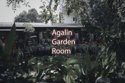 Agalin Garden Room