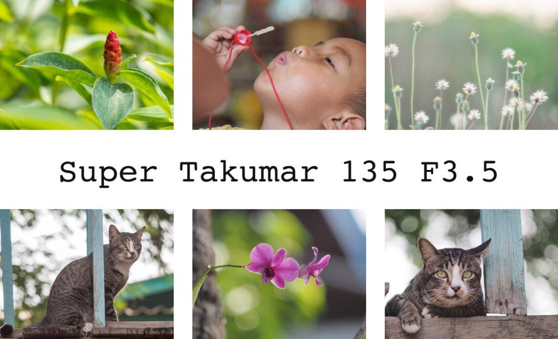 Super Takumar 135 F3.5