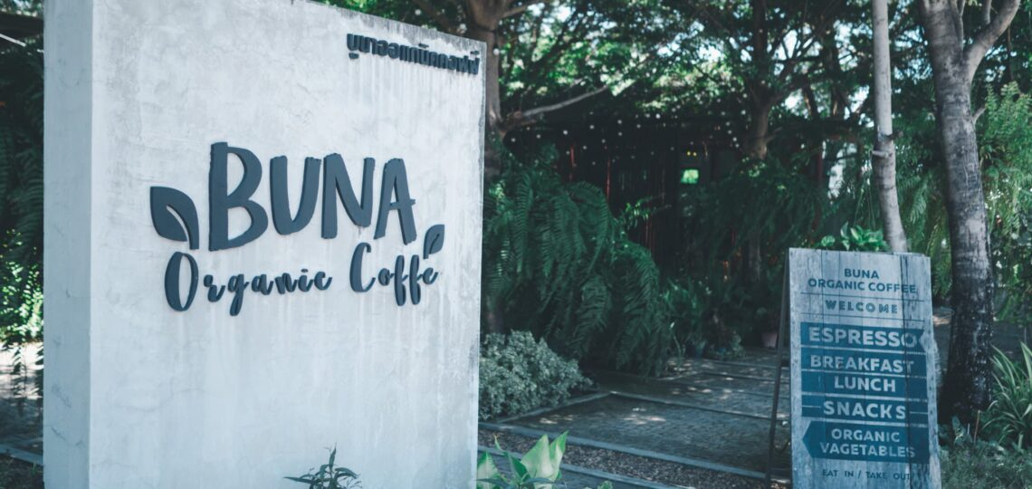 Buna Organic Coffee